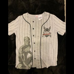 Kids button shirt